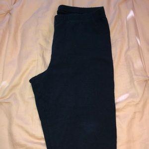 Old Navy Navy leggings